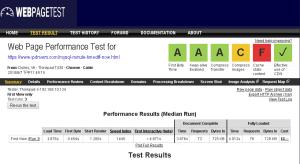 用webpagetest.org测试网页性能,最好的前端性能测试分析工具