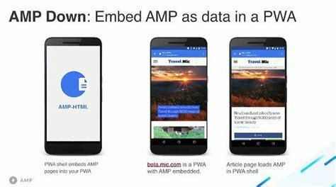 如何优化移动页面,你需要了解AMP和PWA