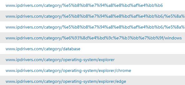 为什么Wordpress 站点含有%的乱码超长URL链接